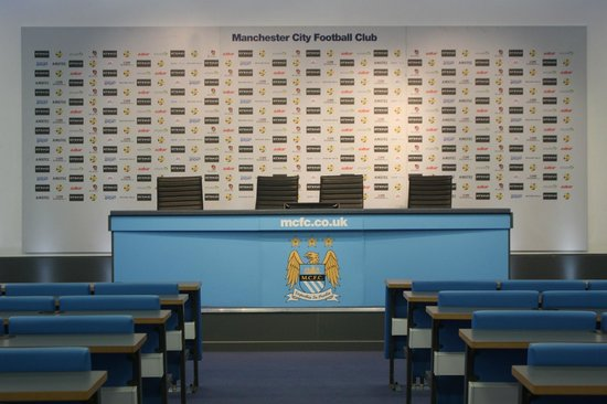 Conference Room : Manchester City FC