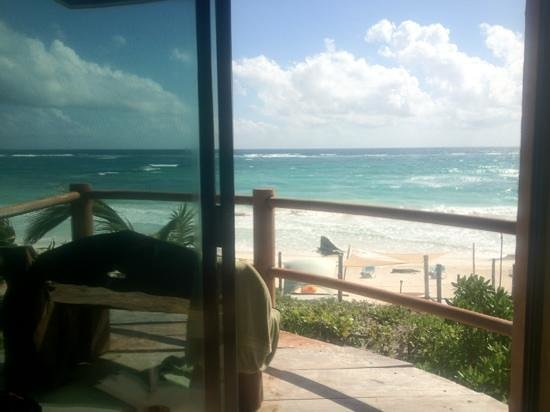 Suenos Tulum:                   beautiful morning