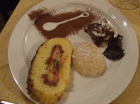 Agriturismo Il Castagnolino:                   un dessert