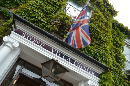 Chester Stone Villa: A hint of the country in the heart of the city