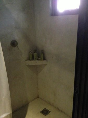 Mimosa Resort & Spa:                   shower room