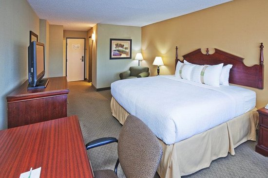 Holiday Inn Wichita Falls (At the Falls): King Bed Guest Room