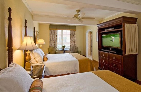 The King and Prince Beach and Golf Resort: Historic Resort View Room