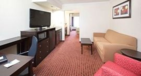 AmericInn Hotel &amp; Suites Johnston: AmericInn Johnston - Suite
