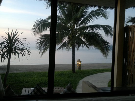 Villa Phra Chan Resort:                                     Morning View