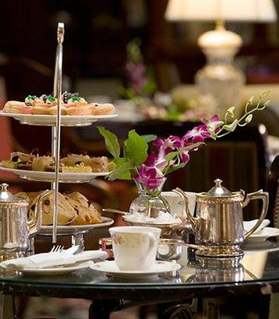 The Brown Palace Hotel and Spa, Autograph Collection: Traditional Afternoon Tea