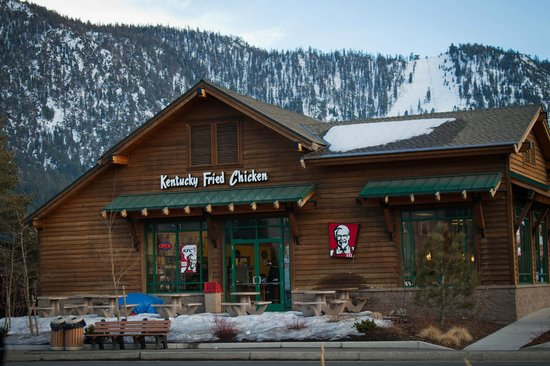 Howard Johnson Express Inn S. Lake Tahoe: KFC not too far away