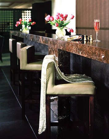 The Langham, Melbourne: ARIA Bar & Lounge