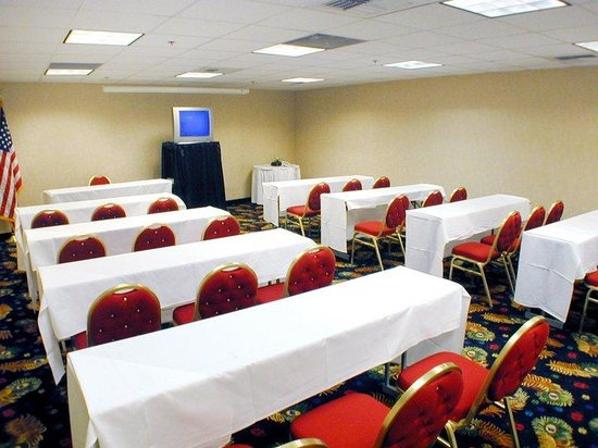 Crowne Plaza Los Angeles - Commerce Casino: Meeting Room