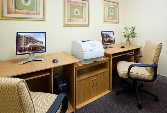 Holiday Inn Express Hotel & Suites Bloomington / Airport / Mall of America: Holiday Inn Express MSP Airport Business Center