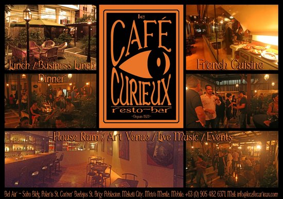 Le Cafe Curieux Review