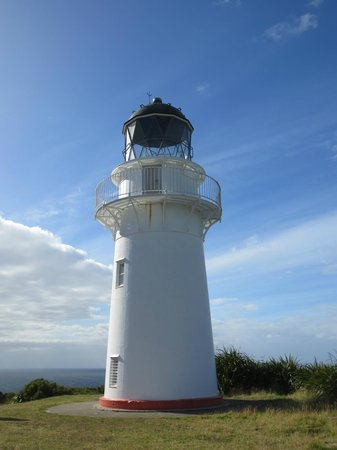 Gisborne, New Zealand:                   The Lighthouse