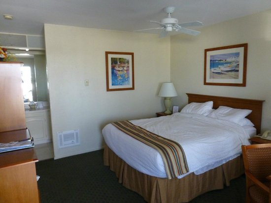 BEST WESTERN El Rancho:                   The room after we have stayed