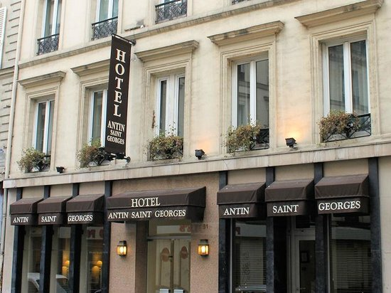 Hotel Antin Saint Georges  Paris  France