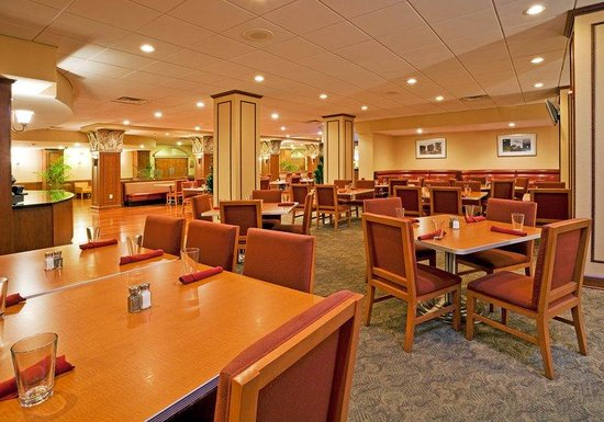 Holiday Inn Birmingham Airport: Restaurant