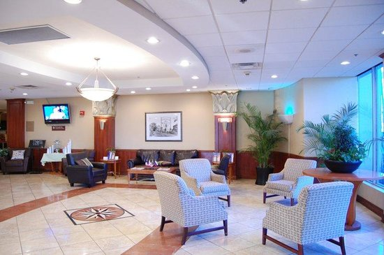 Holiday Inn Birmingham Airport: Hotel Lobby