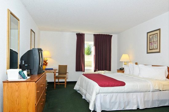 BEST WESTERN Berkeley Springs Inn: King Mobility Accessible Room