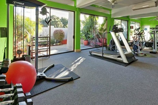 Holiday Inn Dublin: Fitness Centre
