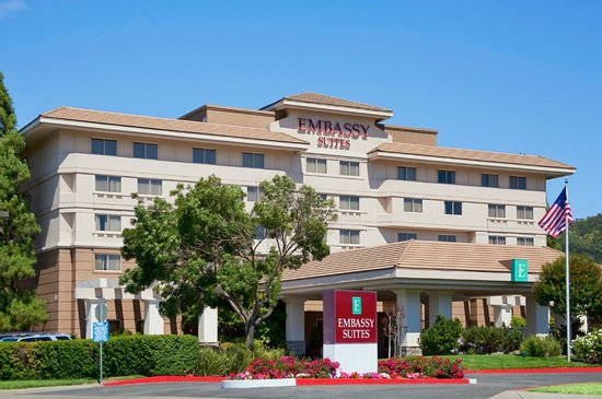 Photo of Embassy Suites Hotel San Rafael - Marin County / Conference Center
