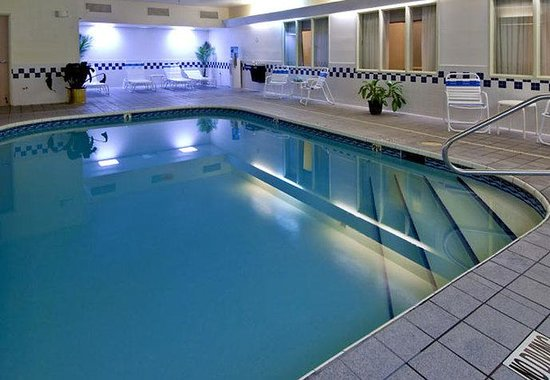 Fairfield Inn by Marriott Dothan: Indoor Pool