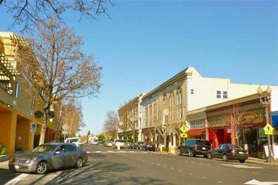 Pacific Euro Hotel: Redwood City