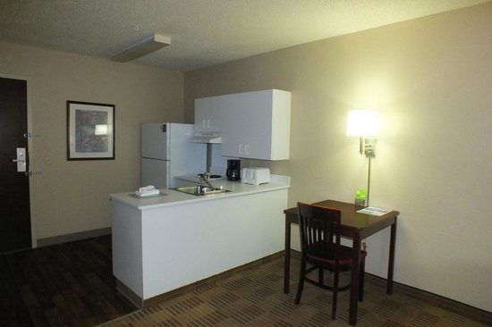 Extended Stay America - Fort Lauderdale - Cruiseport - Airport: Küche
