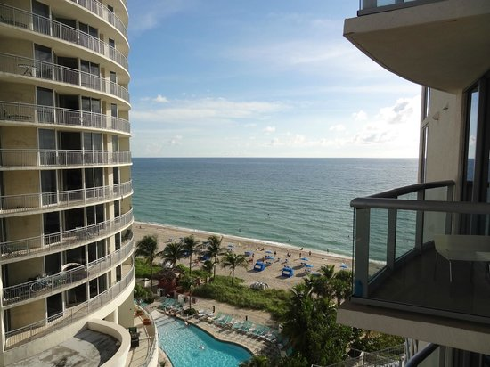 Sole on the Ocean:                   Balcony View