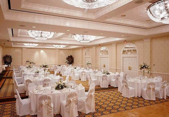 Marriott Waterford: Weddings