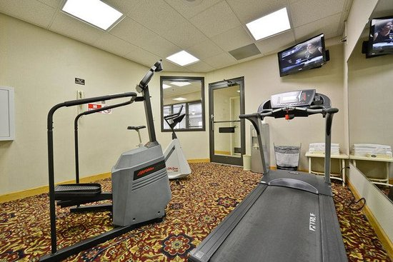 Comfort Suites: Exercise 3
