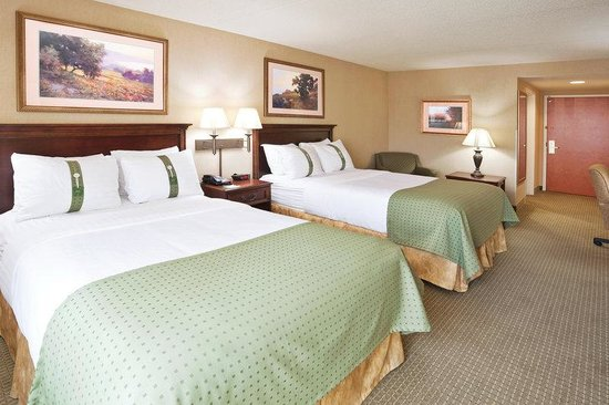 Holiday Inn Hotel & Suites Ann Arbor Univ. Michigan Area: Double Bed Guest Room