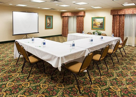 Holiday Inn Hotel & Suites Ann Arbor Univ. Michigan Area: U-Shaped Set Up in Victors A