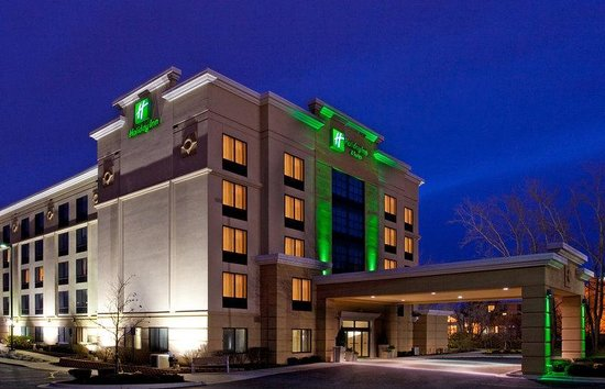 Holiday Inn Hotel & Suites Ann Arbor Univ. Michigan Area: Hotel Exterior
