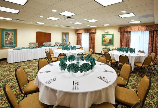 Holiday Inn Hotel &amp; Suites Ann Arbor Univ. Michigan Area: Banquet Room