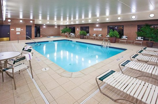 Holiday Inn Hotel &amp; Suites Ann Arbor Univ. Michigan Area: Swimming Pool