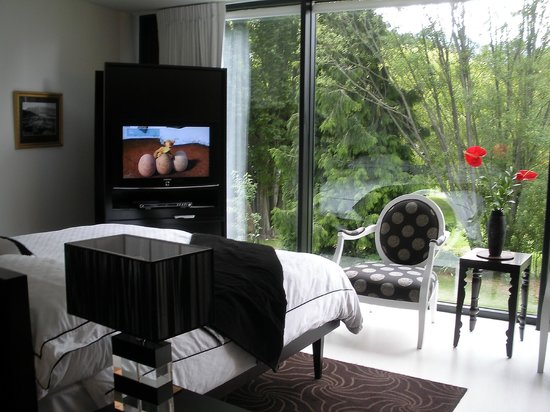 Queenstown Park Hotel: Remarkables Room, very spacious!