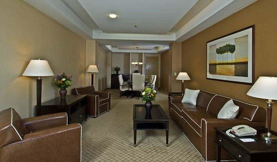 Holiday Inn Orangeburg - Rockland / Bergen: Presidential Suite