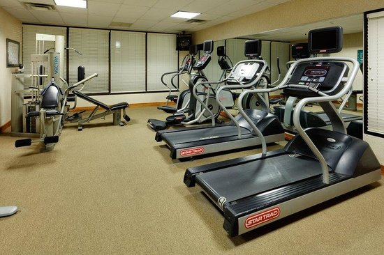 Holiday Inn Buffalo Amherst: Fitness Center