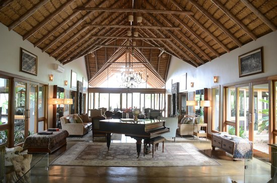 ‪‪Karkloof Safari Spa‬:                   dining