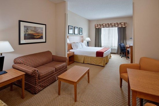Holiday Inn Express Hotel & Suites Bethlehem: Junior Suite With One King Bed
