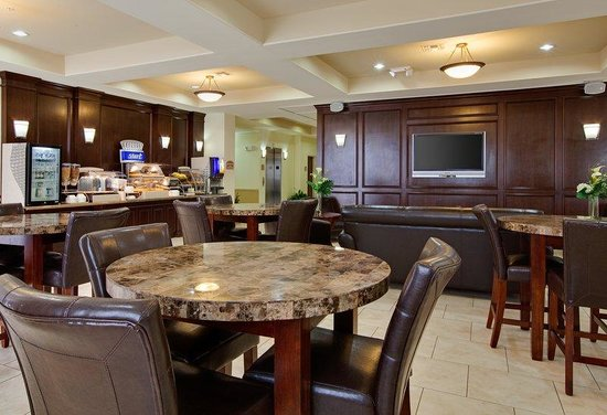 Holiday Inn Express Hotel & Suites La Porte: Breakfast Area