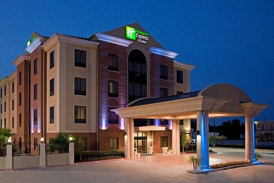 Holiday Inn Express Hotel & Suites La Porte: Hotel Exterior