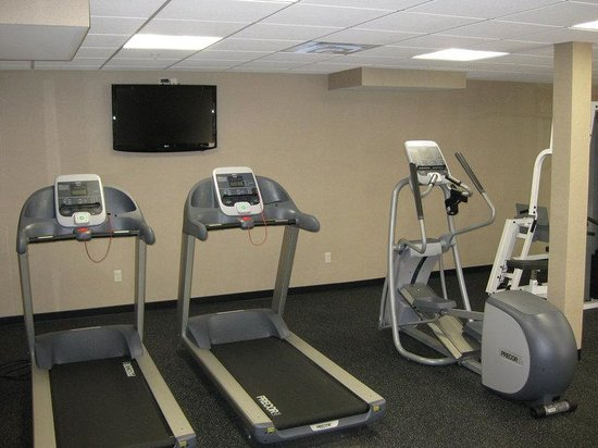 Holiday Inn Express Absecon - Atlantic City Area: Precor Fitness