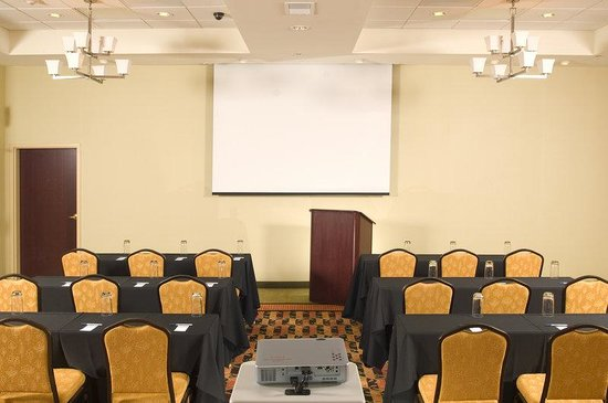 Holiday Inn Express Greenville I-85 and Woodruff Road: Meetings at our Greenville, SC hotel near downtown.