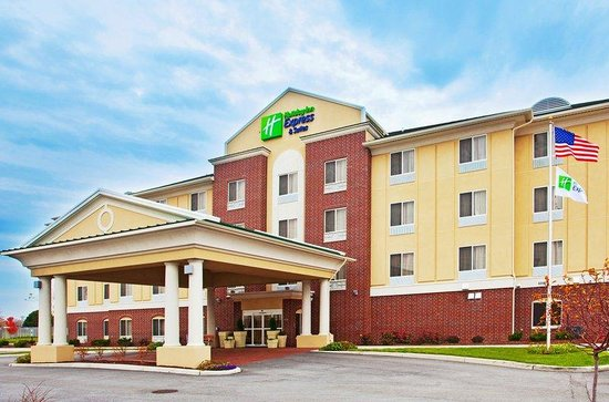 Holiday Inn Express Hotel &amp; Suites Chicago South Lansing: Holiday Inn Express &amp; Suites Chicago South Lansing Hotel Exterior