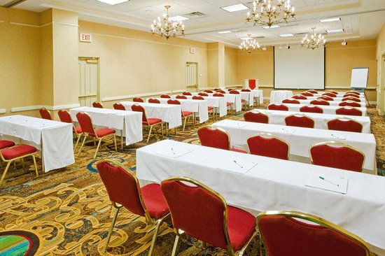 Holiday Inn Chantilly - Dulles Expo: We specialize in hosting small to mid size events