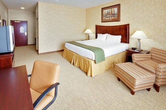Holiday Inn Express Hotel & Suites Bethlehem Airport - Allentown Area : King Bed Guest Room