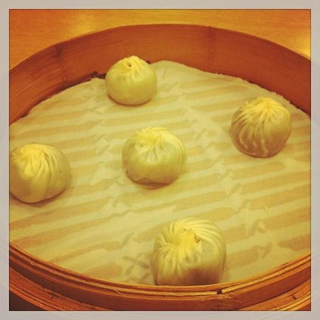 Red Bean Paste dumplings - Picture of Din Tai Fung(Xinyi), Taipei ...