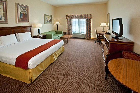 Holiday Inn Express Campbellsville: Guest Room