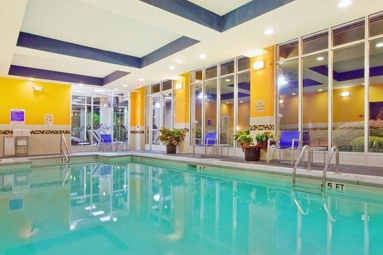 Holiday Inn - Gwinnett Center: Stay active and enjoy the indoor heated pool at the Holiday Inn