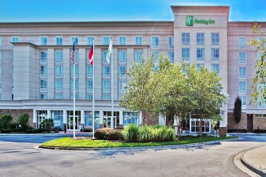 Holiday Inn - Gwinnett Center: Holiday Inn at the Gwinnett Center - Hotel Exterior